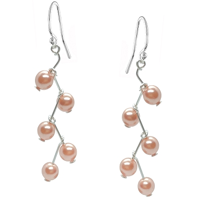 Cascading Pearls Earring Kit