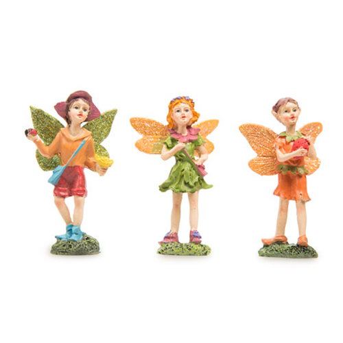 Fairy Figurine - Standing 2 x 3 Inches