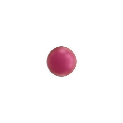 Swarovski (5810) 5mm Mulberry Pink Pearl (25 Pieces)
