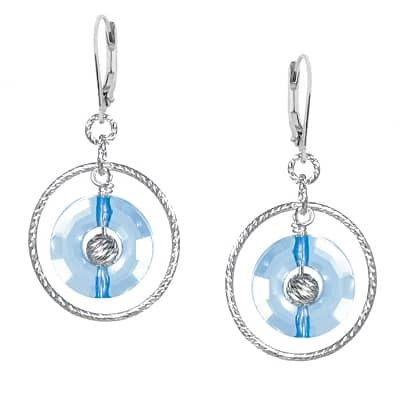 2019 March Birthstone Earring